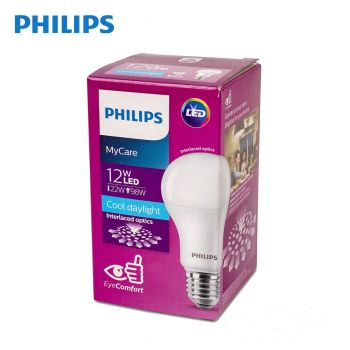 Bóng Led Bulb My Care 12W E27 1CT/12 APR PHILIPS